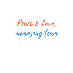 Peace & Love,memosnag team (1)